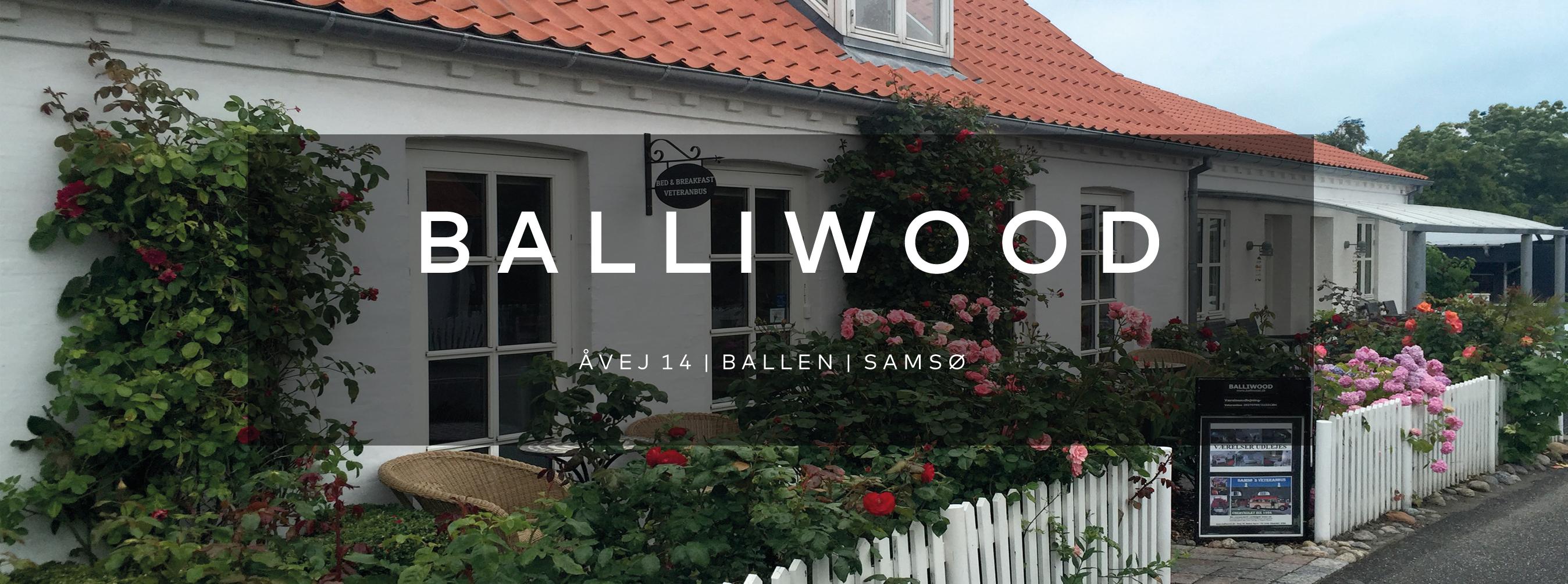 BALLIWOOD-FORSIDE